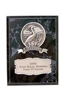Black Marble Award Plaque